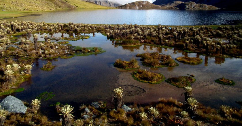 El Cocuy National Park, Colombia | © Chris Bell