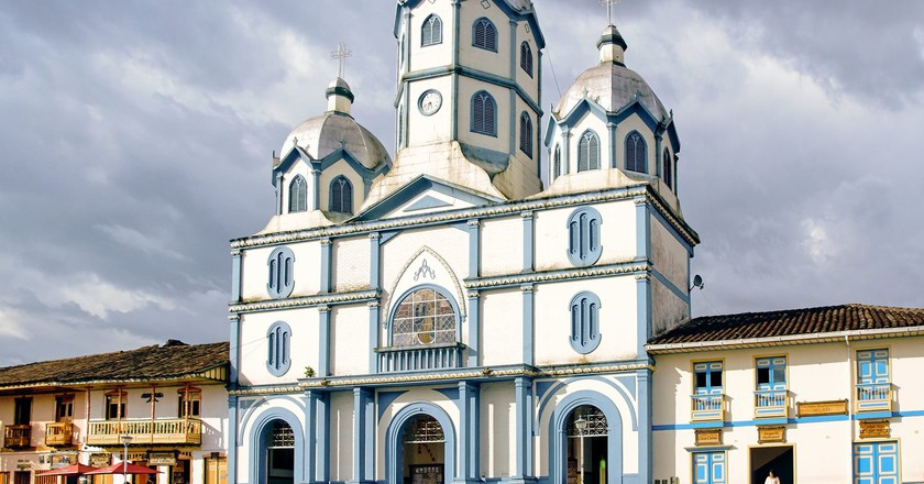 Like Salento, Filandia is characterized by its colourful colonial architecture