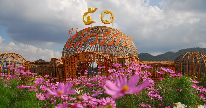 One of Nakhon Ratchasima's abundant tourist-focused farms | © Thanate Tan / Flickr