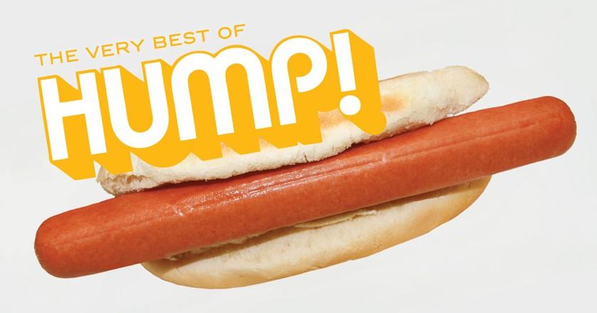HUMP! Film Festival Promotional Poster
