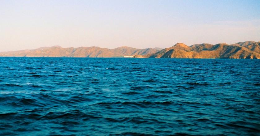 Pacific Northwest coast of Costa Rica