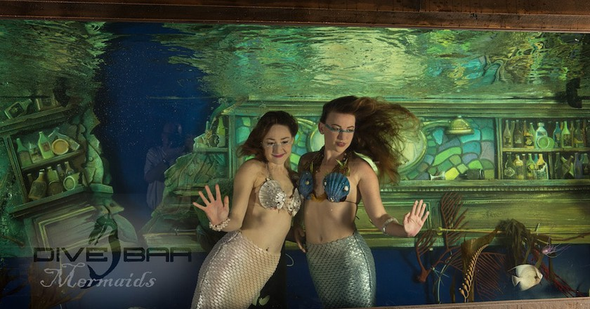 Inside Sacramento's Mermaid Bar