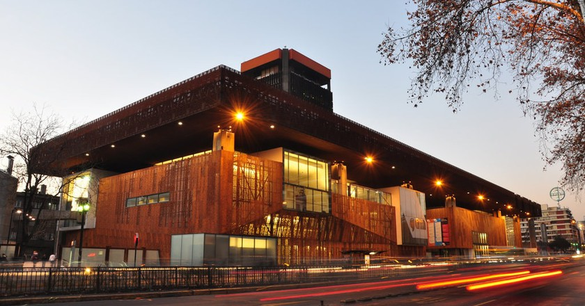 The Incredible Revival of Chile's Cultural Center