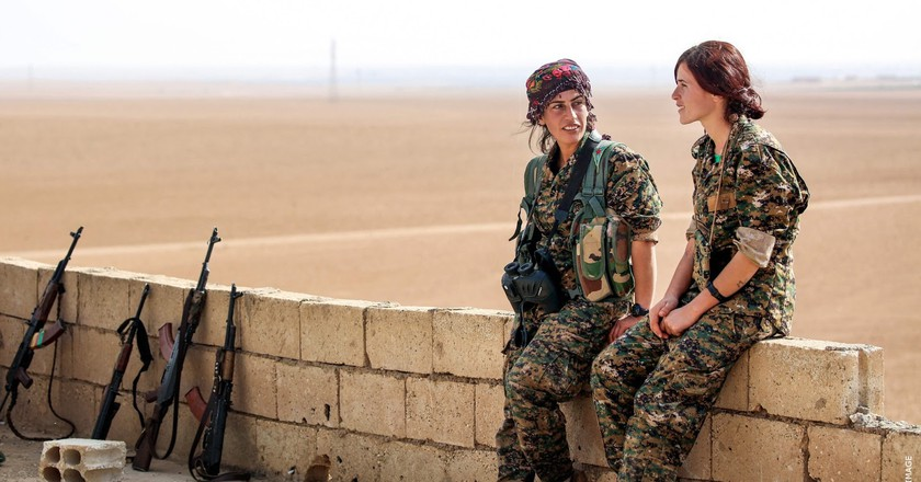 """Girls of the Sun""—Palme d'Or contender?"