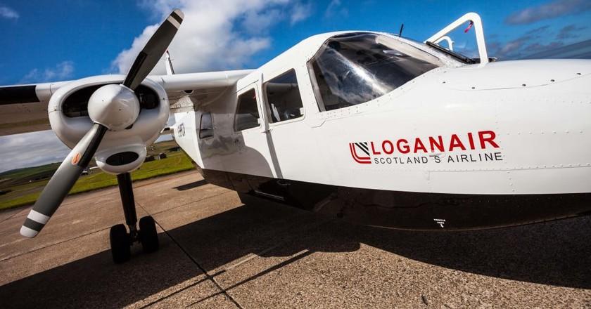 Loganair Orkney Inter-Island Service