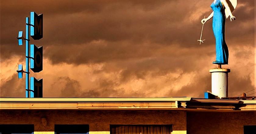 James Stanford, 'Blue Angel Motel'