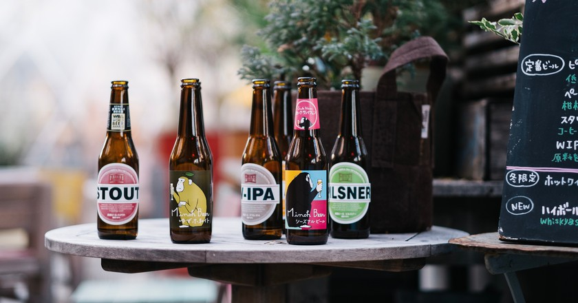 The Best Bars for Craft Beer in Osaka
