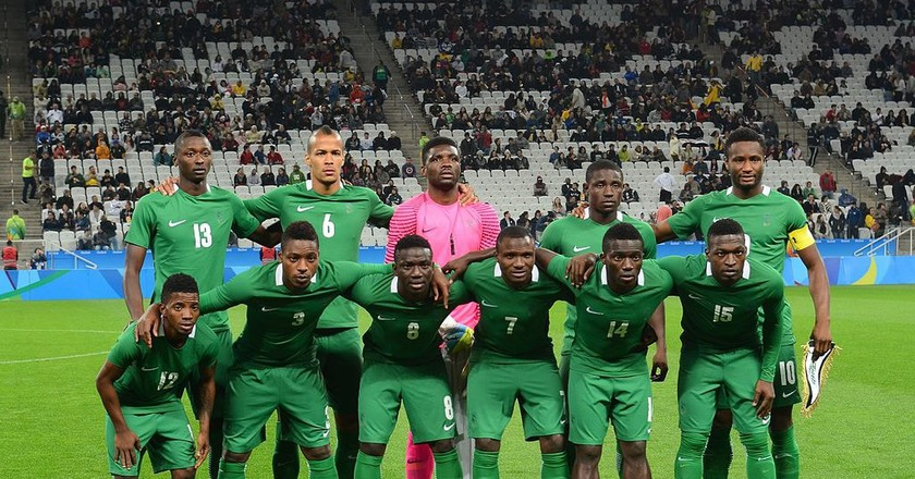 Nigerian football team