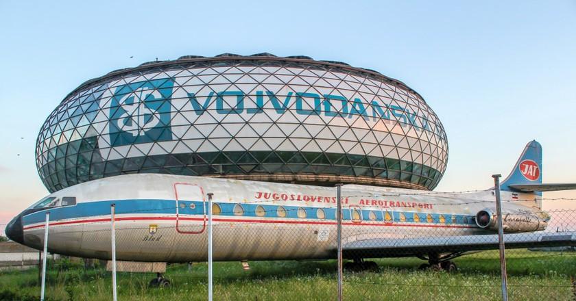Museum of Aviation near Belgrade, Serbia
