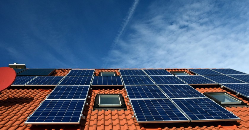 Solar panels on California homes are set to become more common