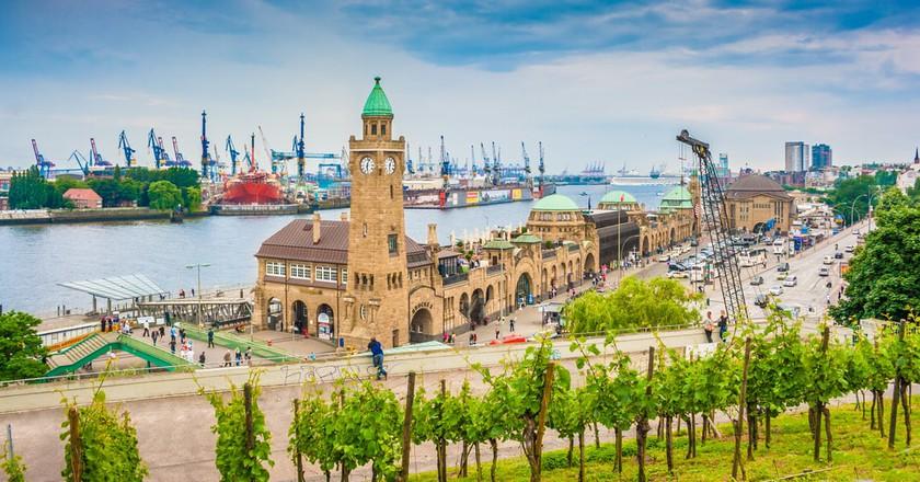 St. Pauli district, Hamburg