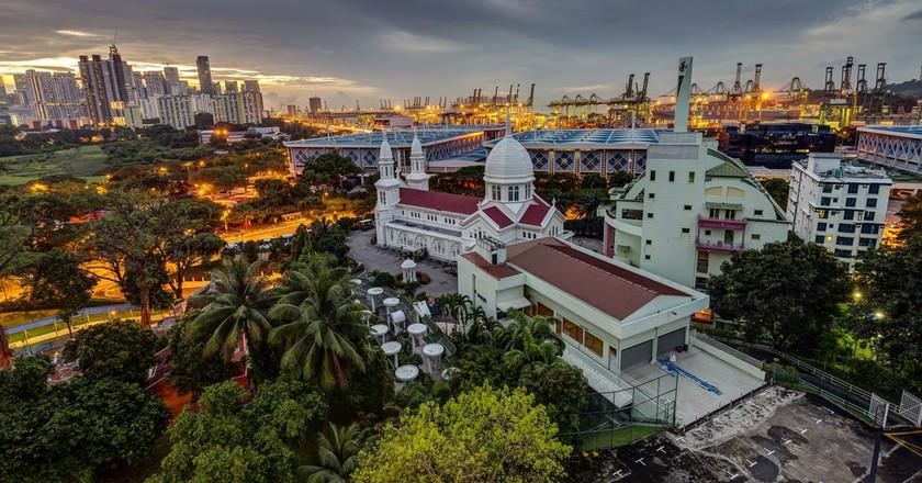 Church of St Teresa, Singapore