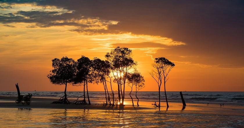 Winter sunsets in Darwin