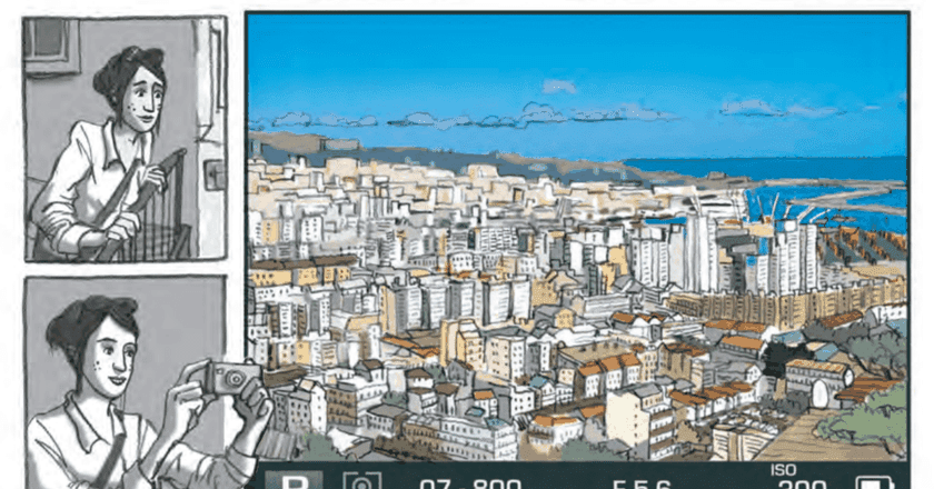 'Algeria is Beautiful Like America' by Olivia Burton