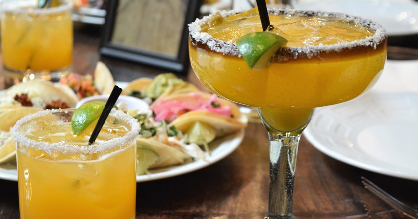 Get ready to hit the Santa Fe Margarita Trail