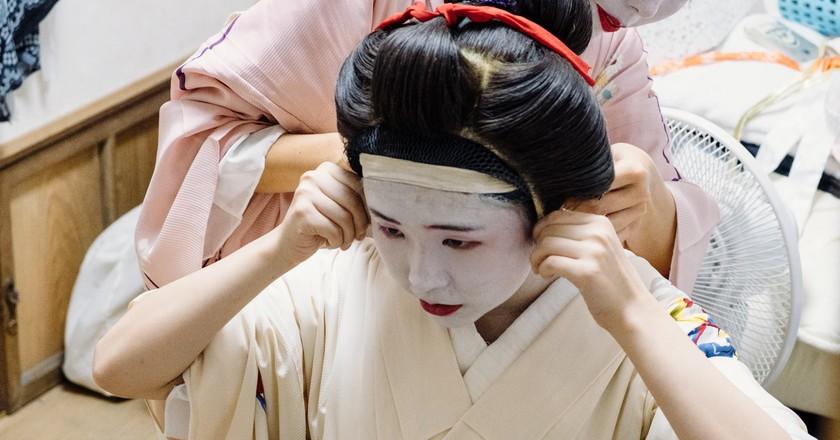 The Secret Life of an Apprentice Geisha