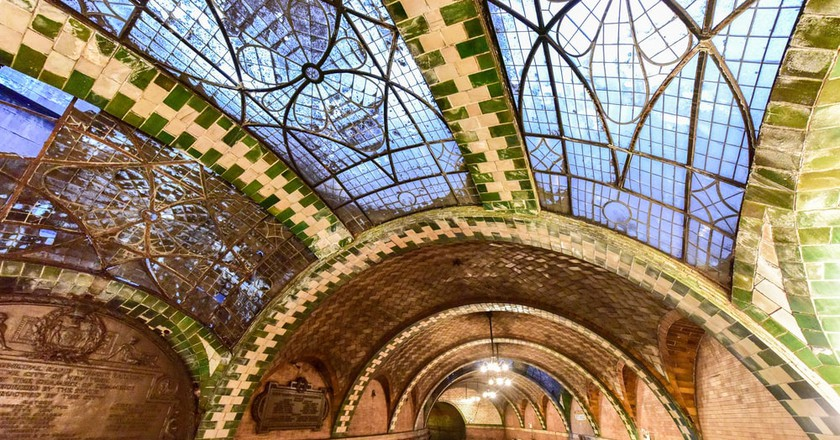 New York's Most Fascinating Abandoned Subway Stations