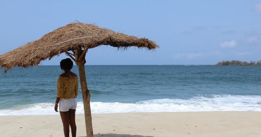 Take in the beauty of Sierra Leone