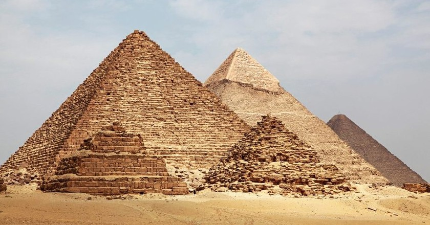 Scientists Discover the Great Pyramid of Giza's Design Can Concentrate Electromagnetic Energy