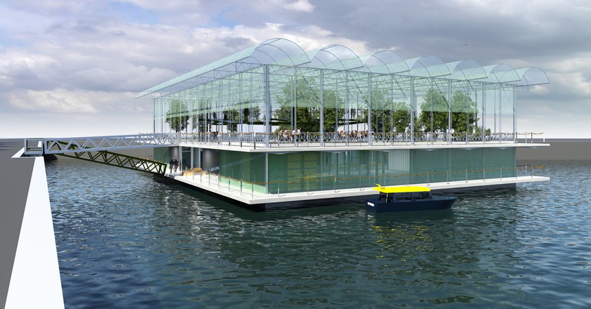 The World's First Floating Farm is Pioneering Sustainable Agriculture