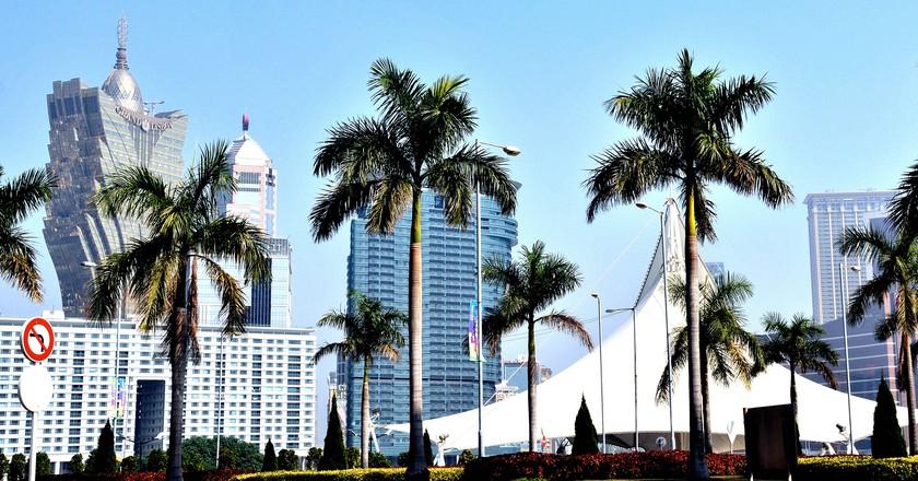 Gran Lisboa Casino, Macau, China