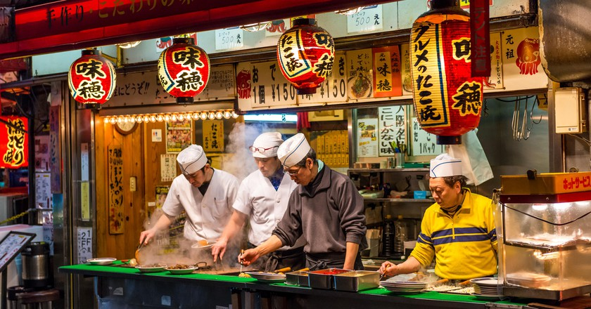 A Culinary Guide to Japan's Cities