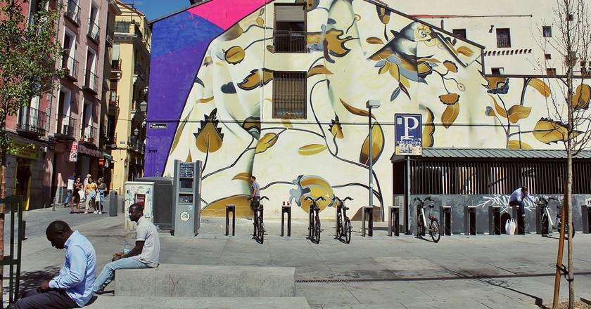 Madrid Neighbourhood Named Coolest in World
