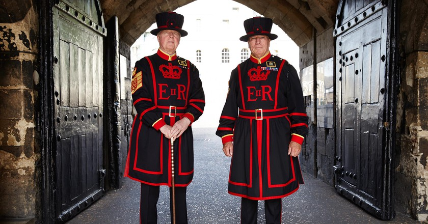 Tower of London History With the Chief Yeoman Warder