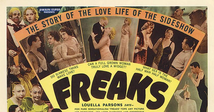 'Freaks', 1932