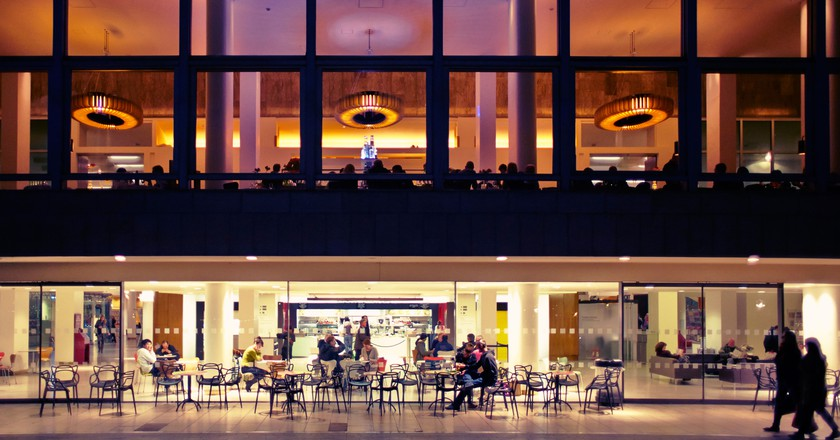 London's Southbank Centre is the perfect meeting point along the riverbank