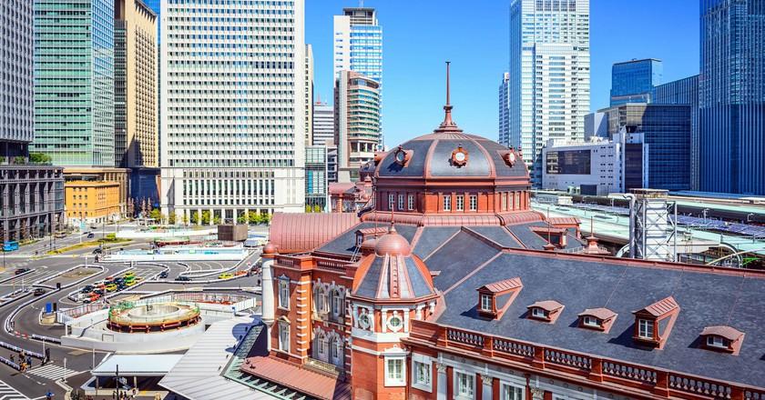 Tokyo is no stranger to luxury