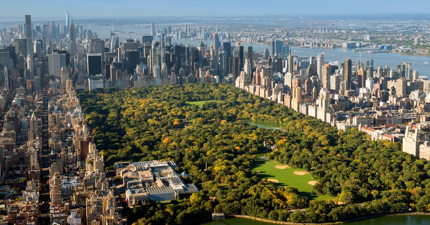 Central Park is a must-see on any visit to New York