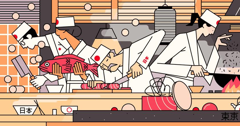 The Best Michelin-Starred Restaurants in Tokyo, Japan