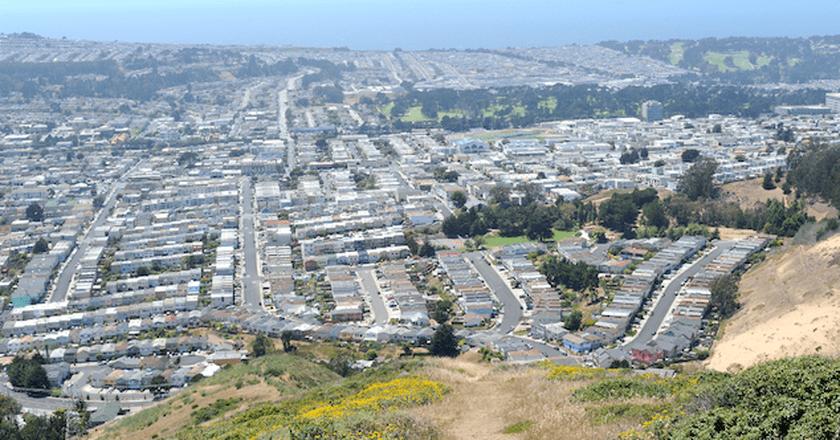 Daly City   © Tim Adams/WikiCommons