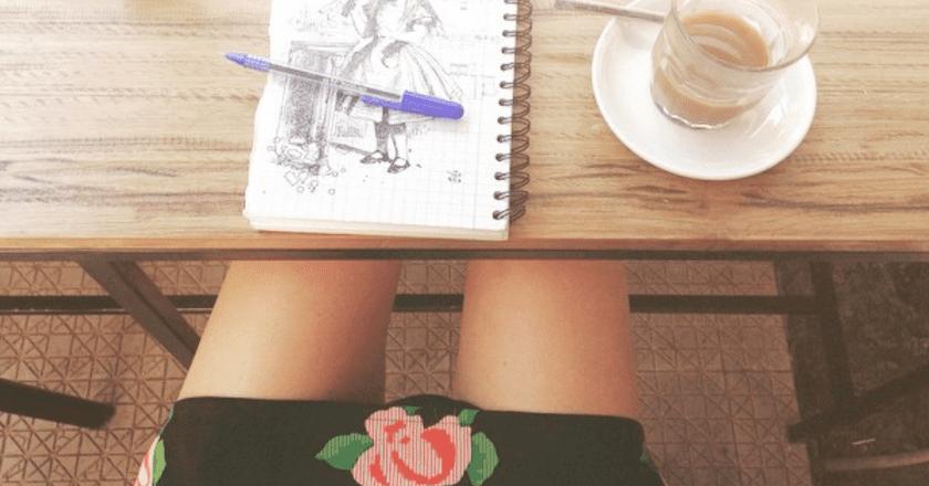 Working Hard | Courtesy of Cafelix