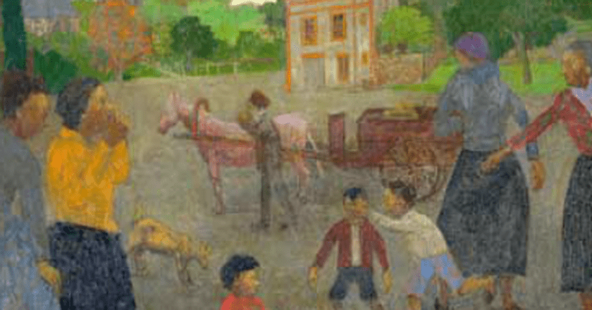 Grégoire Michonze: The Forgotten Artist