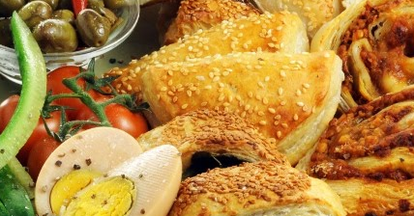 Top Places To Sample Bourekas In Israel