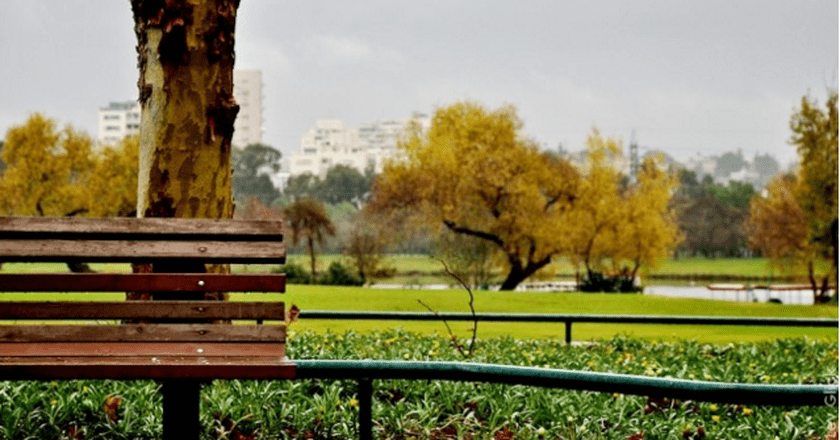 Top 8 Beautiful Parks To Escape To In Tel Aviv