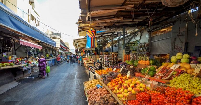Top Second Hand Markets In Tel Aviv