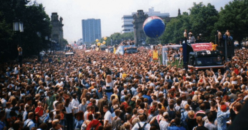 The History Of Techno In Berlin