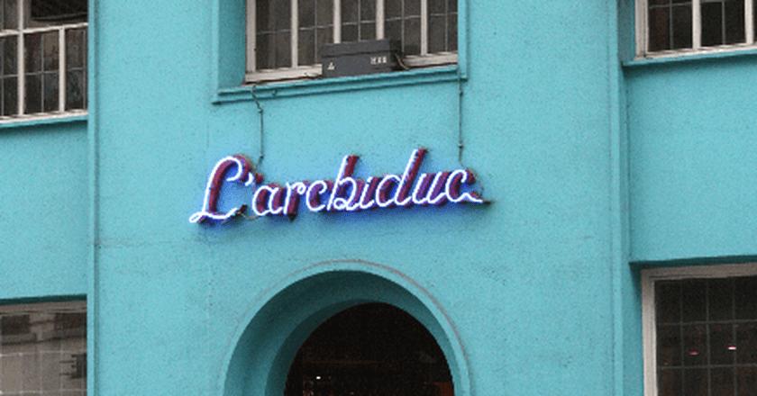 L'Archiduc | © WikiCommons