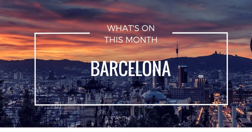 What's On In Barcelona In August