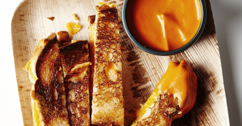 Grilled Cheese | Courtesy of 90 Degree Melt