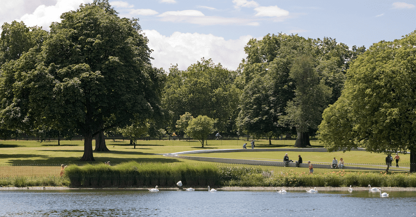 Hyde Park   Courtesy of The Royal Parks