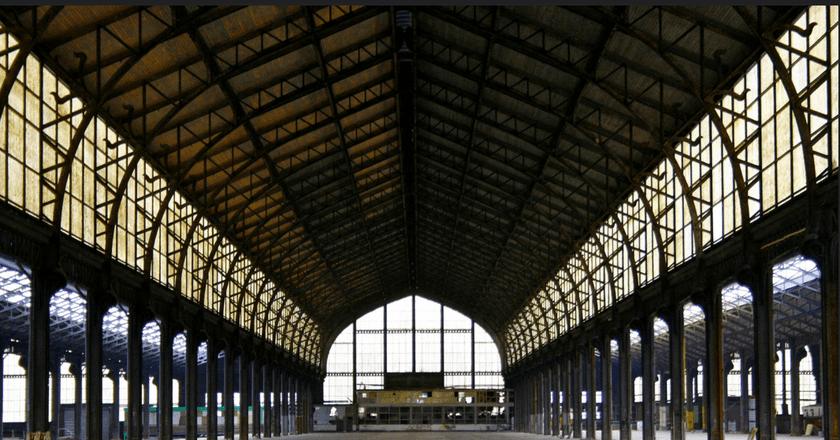 Tour & Taxis - Gare Maritime | L'amande/Flcikr