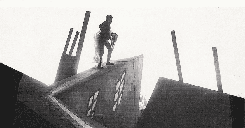 Dr. Caligari © Breve Storia del Cinema / Flickr