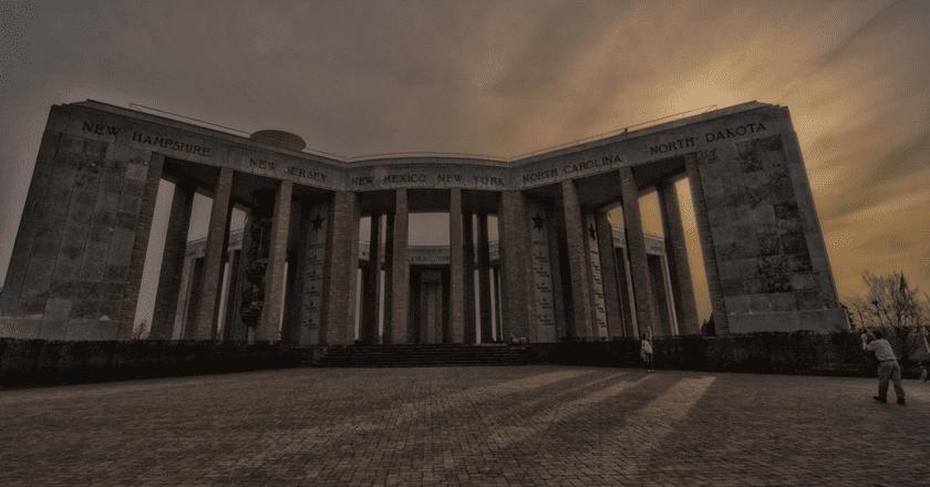 Mardasson Memorial | Eric Huybrechts/Flickr