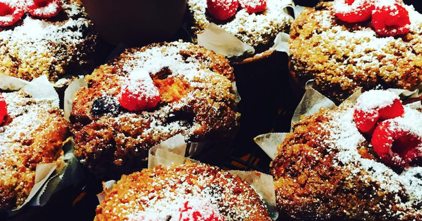 Essenza's muffins look super tasty | © Essenza/Instagram