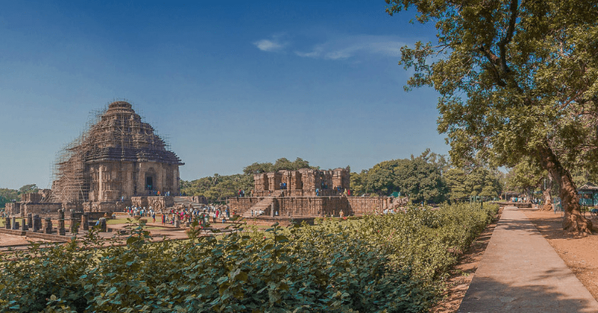 Konark Sun Temple (cropped version) | © Arpan Bhowmick/Flickr