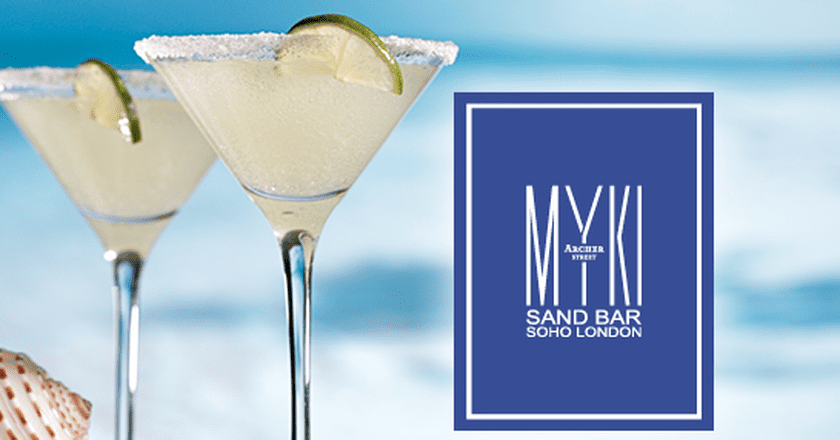 Myki Sand Bar | Courtesy of Archer Street